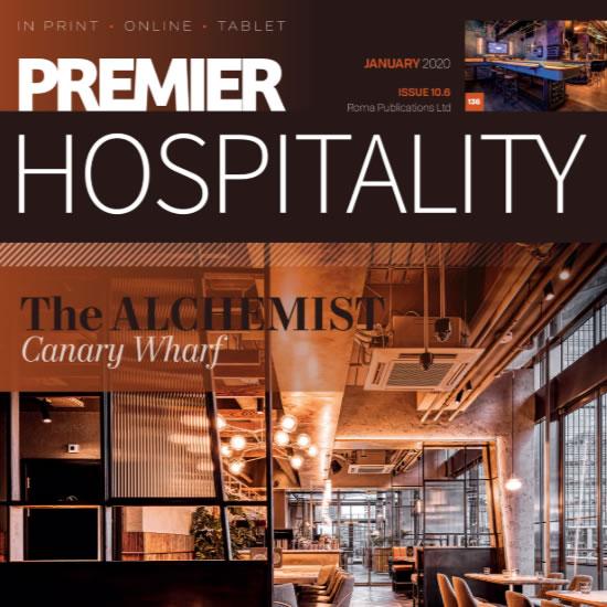 Premiere Hospitality Magazine